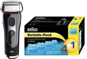 Braun Electric Shavers
