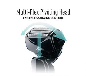 Multi-Flex Pivoting Head shaver