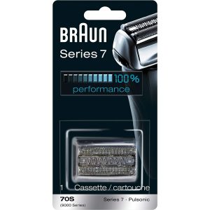 Braun Pulsonic Series 7 70S Foil and Cutter Replacement Head