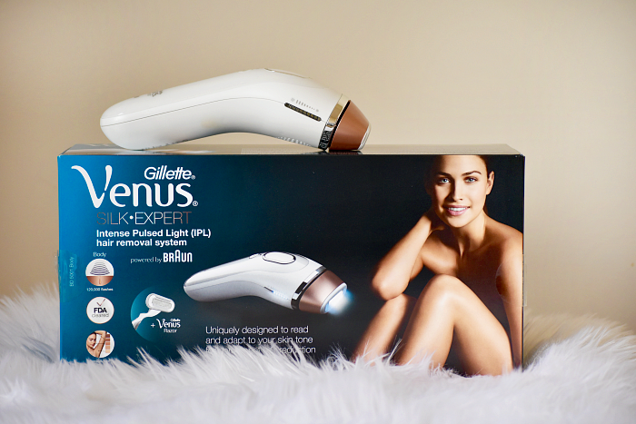 Gillette Venus Silk Expert Review